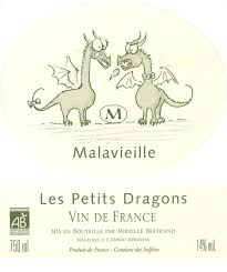 Petits Dragons label