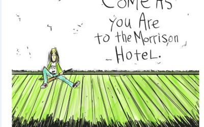 Come As You Are to the Morrison Hotel, 5 of 24 from THE 27 CLUB