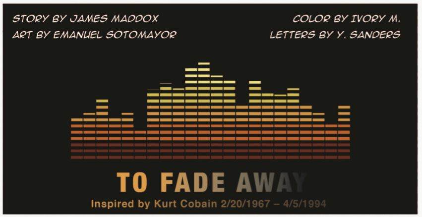 To Fade Away, 6 of 24 from THE 27 CLUB