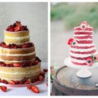 Redvelvetandwhiskey Bridal: Naked Cakes
