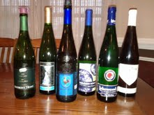 Virtual Riesling Tasting: Finger Lakes Wine (3/3)