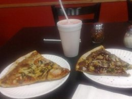 Slices and a soda (source: http://bit.ly/1dR62rB)