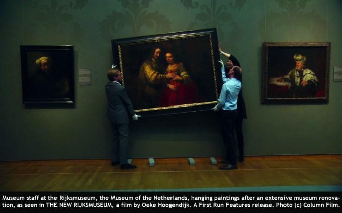 The New Rijjksmuseum-paintings