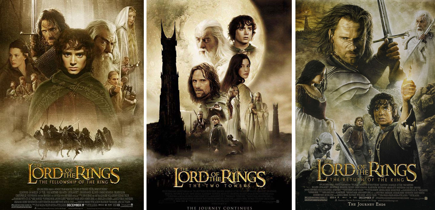 Lord Of The Rings Movie Trilogy Review