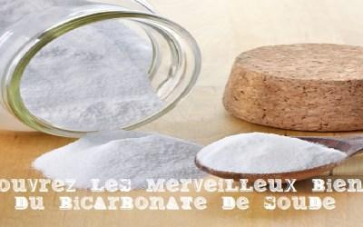 Le Bicarbonate de soude, une poudre merveilleuse !