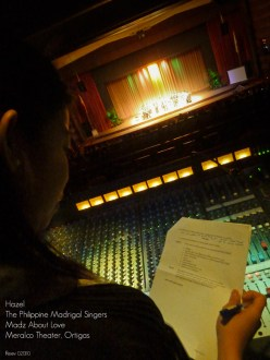 Hazel Velasco as voice-over.