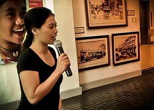 Our host, Charlot of Museo Pambata