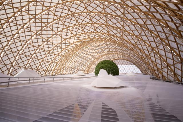 Japão Pavilion, a Expo 2000, Hannover 2000, Hannover Fotos por Hiroyuki Hirai