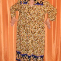 Day 292:  Marigold Dress