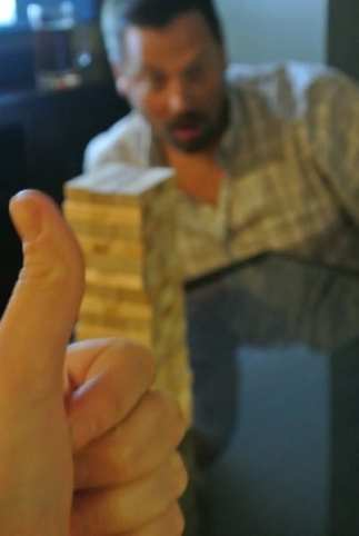You'll never play Jenga any other way ever again!