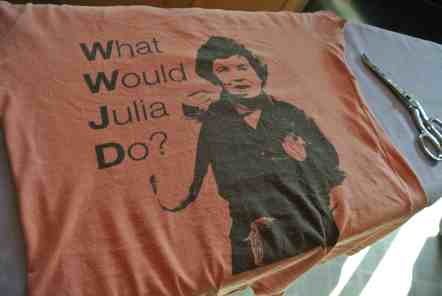 Julia Child is kind of my hero.