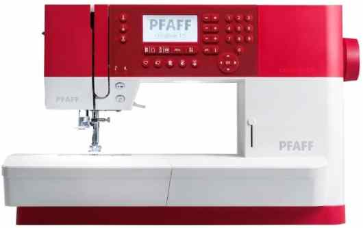 Meet the Pfaff Creative 1.5!
