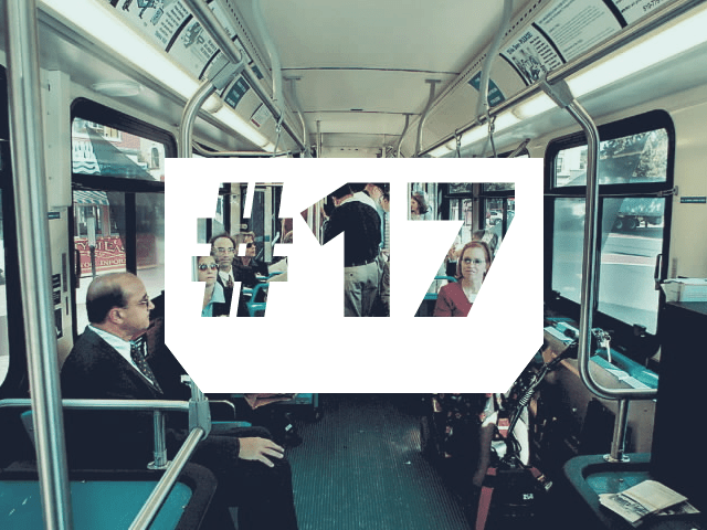 Episode 17: Public Transportation Is For Heathens