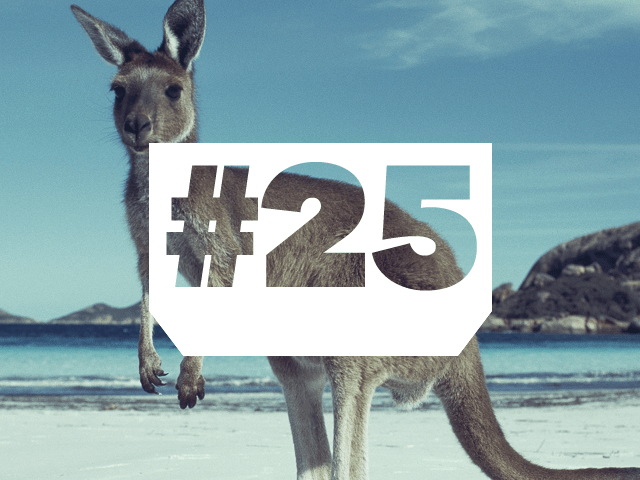 Episode 25: A Land Down Under