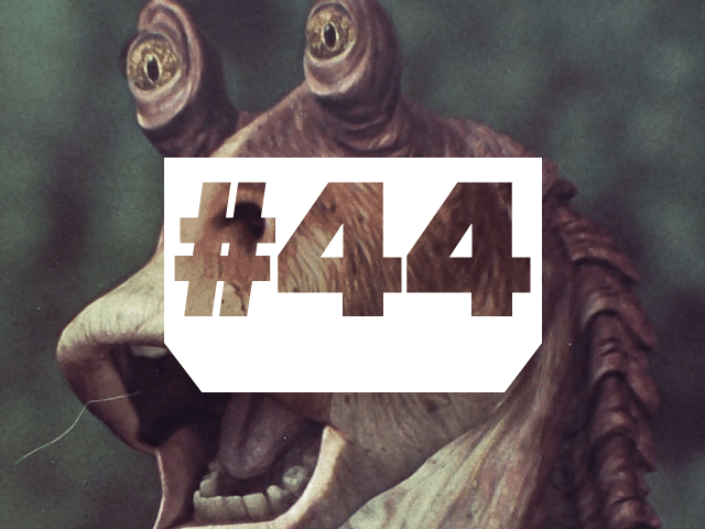 Episode 44: Have Yousa Accepted Jesus?