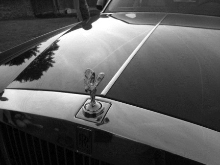 Rolls-Royce Phantom - by Julia Martin