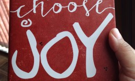 #Firstwords Review: Choose Joy by Sara Frankl and Mary Carver