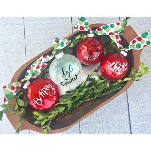 Medium Crop Of Photo Christmas Ornaments
