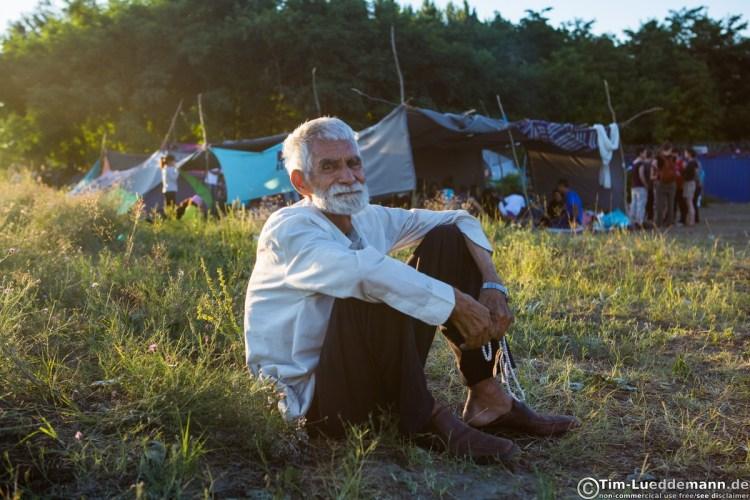 Warten in Serbien - erster Bericht von unserer aktuellen Tour