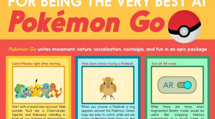 Trucos y consejos para jugar al Pokémon Go