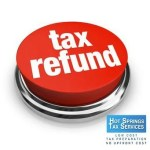 2013 Income Tax Refund Schedule