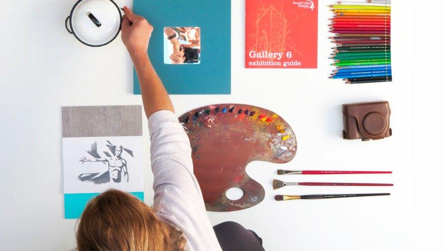 Creative studio / Estudio creativo