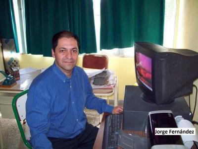 Prof. Jorge Fernández