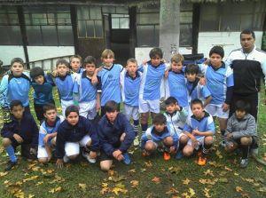 cat.sub. 10 escuela Municipal de fútbol
