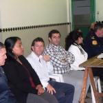 reunión en villa
