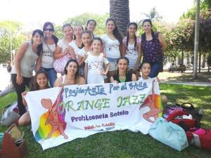 Orange jazz 2