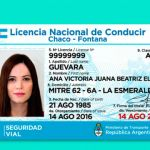 licencia de conducir 2