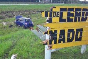 auto accidentado regionales maria