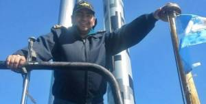 tripulante del submarino