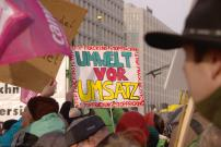 Wir haben es satt - Demonstration in Berlin