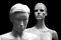 Mannequins - DMC-GX80 f/1.7 1/200sec ISO-800 25mm