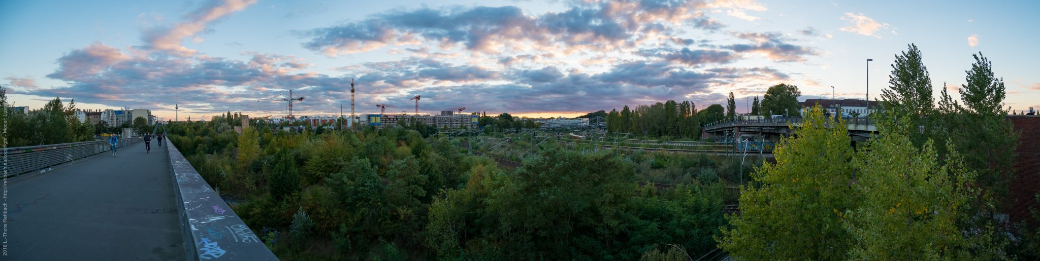 Mein Kiez – ein Panorama