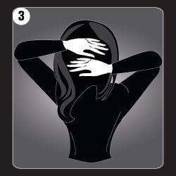 Reiki Hand Position 3