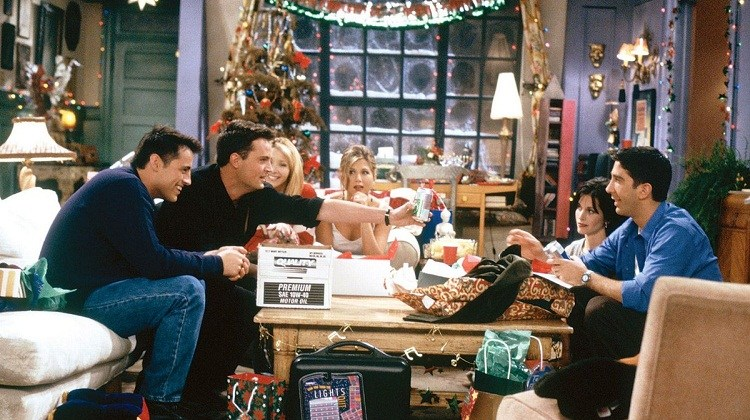 Friends Christmas