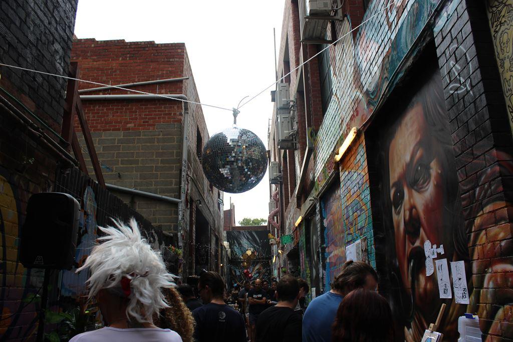 Zeitvertreib in Melbourne