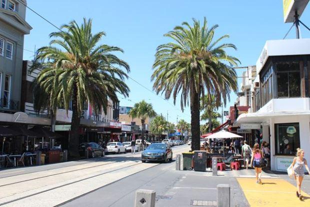 Stadt in Australien