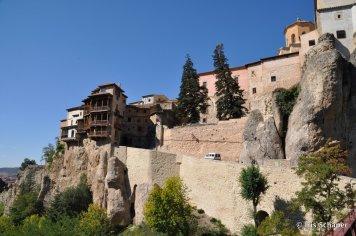 Casas Colgadas Hängende Häuser Cuenca