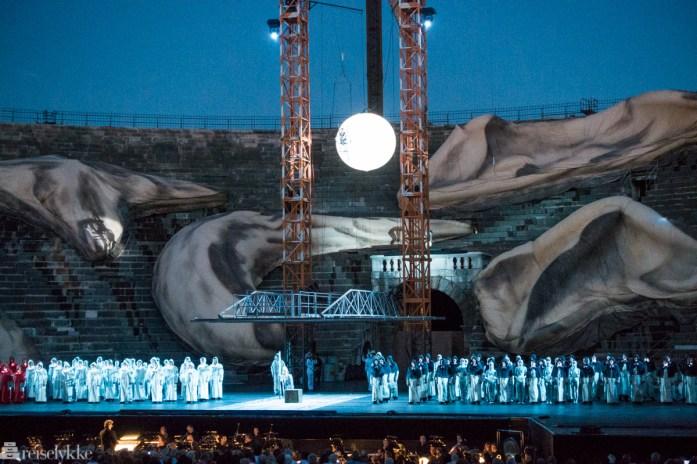 Aida - opera i Verona