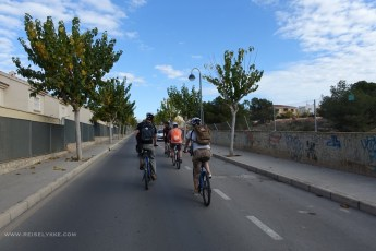 Aktiv ferie i Costa Blanca