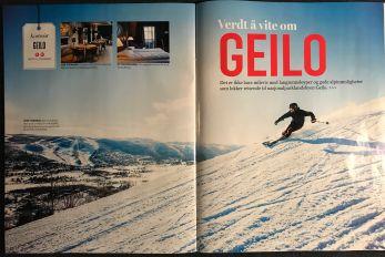 Geilo-artikkel i VG