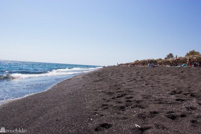 Perivolos på Santorini