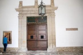 Monasterio de Benedictinas San Pelayo de Ante Altares