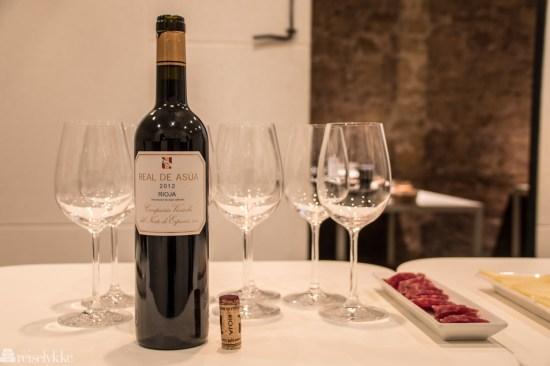 Real de Azúa, CVNE, La Rioja