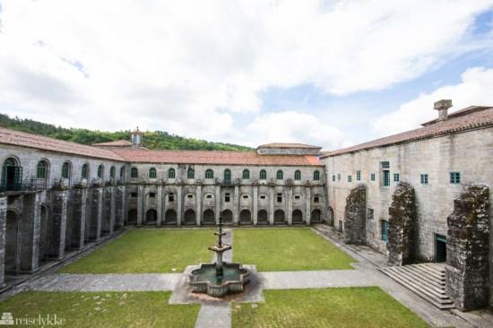 Santa María a Real de Oseira