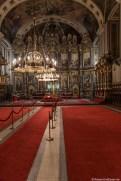 Im Innern der Kirche St. Michael
