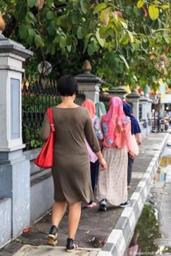 Unterwegs in Yogyakarta